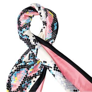 Juicy Couture Snake Print Scarf